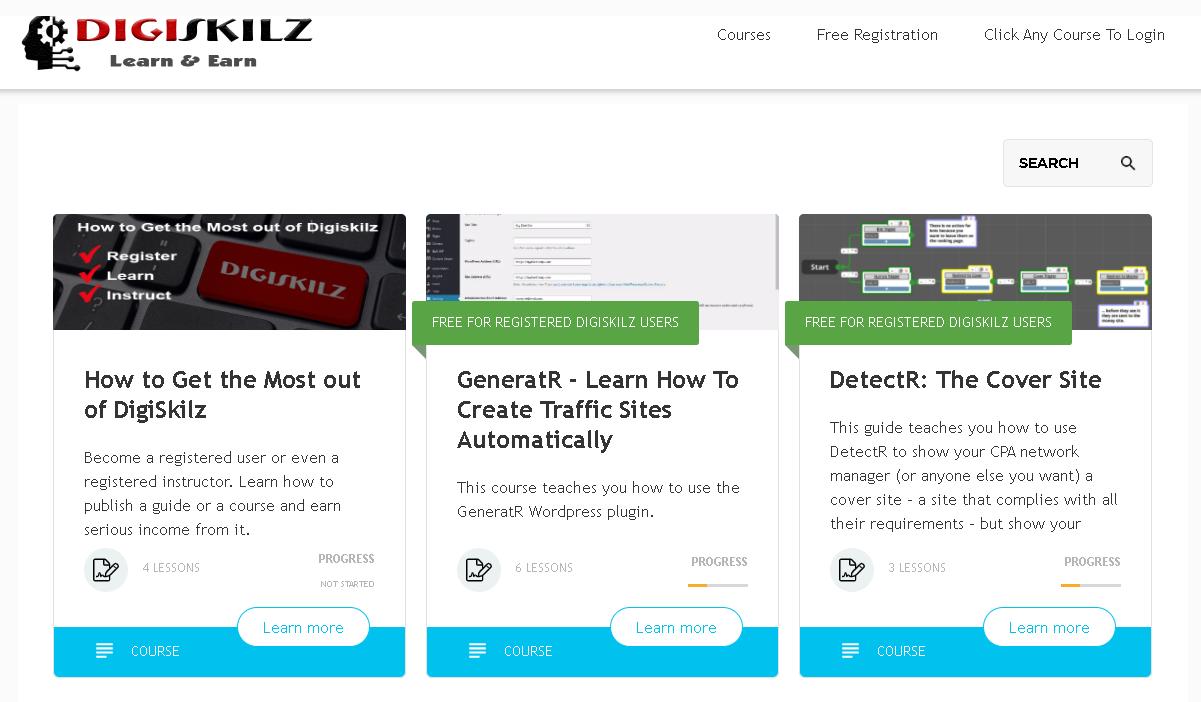 DigiSkilz-Learn-Earn